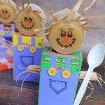Scarecrow Treats for Kids