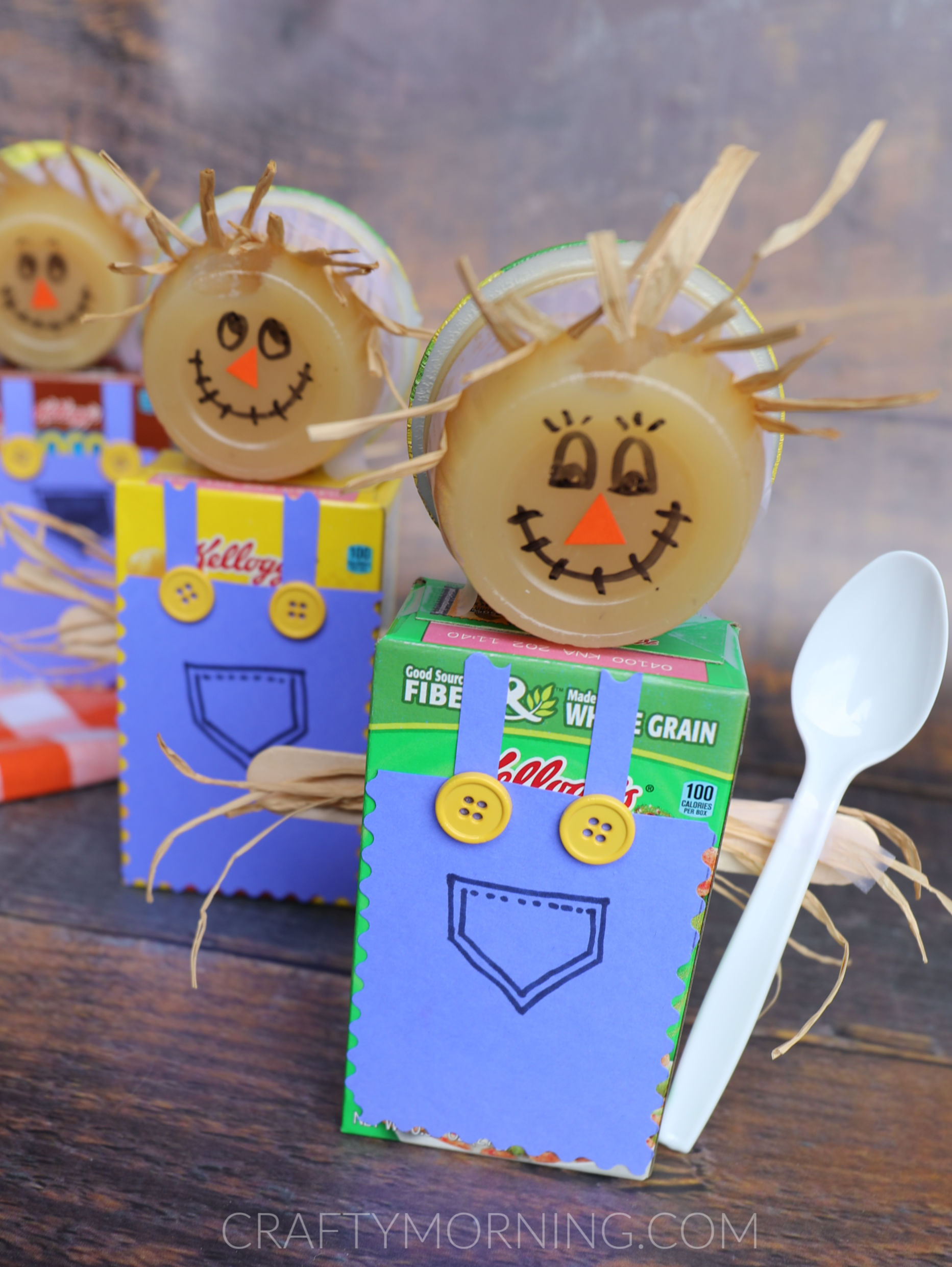 Scarecrow Treats for Kids