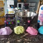 Make Cloud Dough Using 3 Ingredients