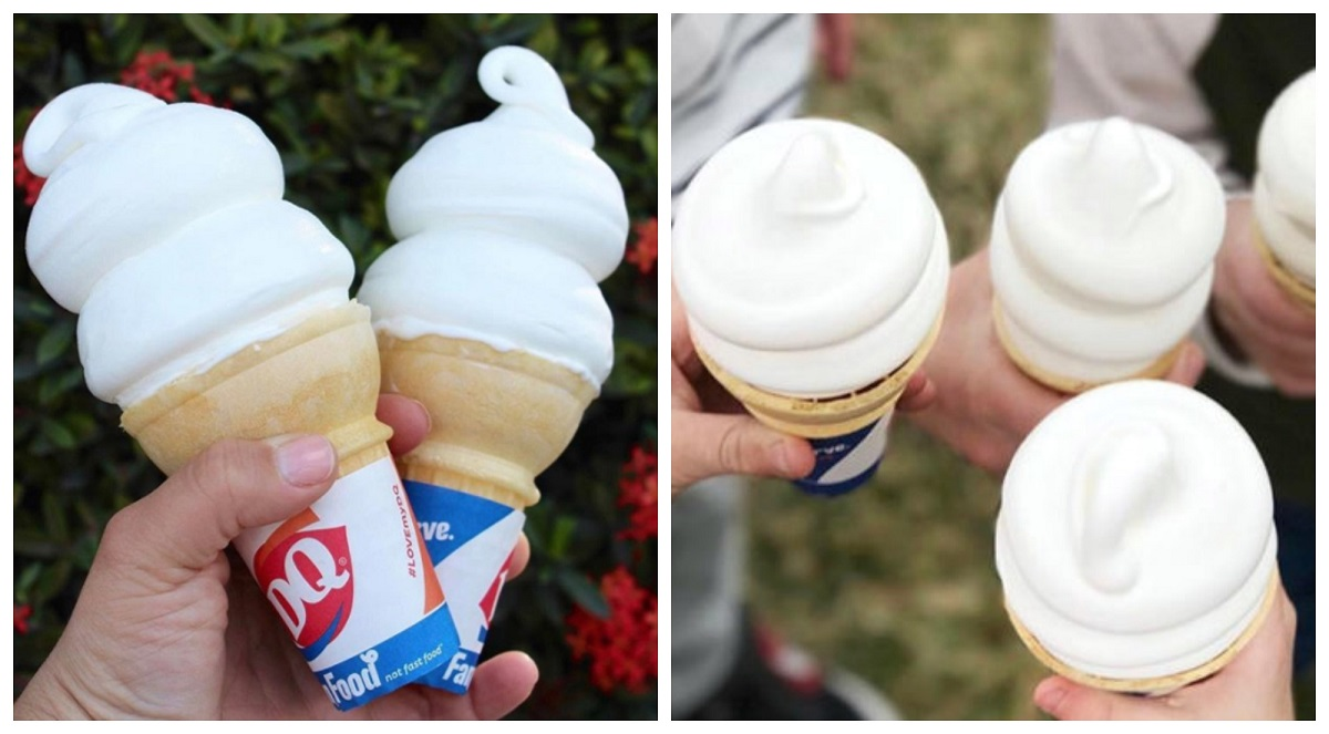 Free Dairy Queen Ice Cream Cones on March 19th
