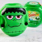 Glowing Gain Container Frankenstein