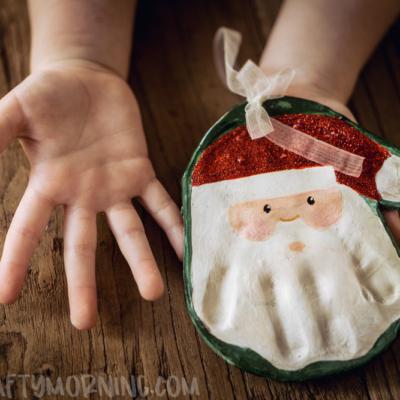 Best Salt Dough Recipe for Ornaments and Keepsakes