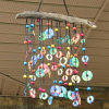 Colorful Metal Washer Wind Chime