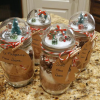 Snow Globe Mason Jar Gifts