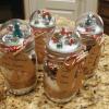 Snow Globe Mason Jar Gifts