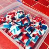 Stained Glass 4th of July Jello