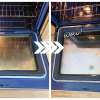 The Fastest Way to Clean Your Oven Glass