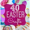 Easy & Fun Easter Crafts For Kids