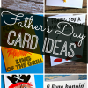Creative Father's Day Cards for Kids to Make